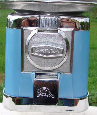 beaver gumball machine lock