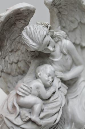 Angel Baby Memorial Statue Pregnancy Childloss Figurine Ebay