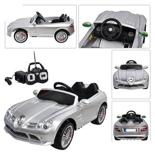 Licensed Mercedes Ride on Toys Electric Kids Power Wheels Remote C Toy 2014