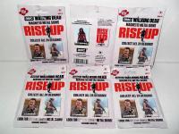 AMC Rise Up Magnetic Metal Cards 3 Sealed Packs