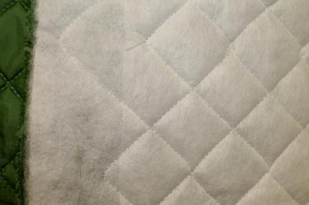 1 Yard Pre Quilted Single Side Polyester Fabric Batting