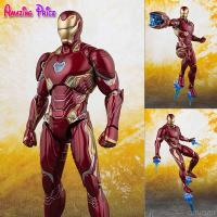 Avengers Infinity War Iron Man Mark 50 Action Figure Jouet S.H.Figuarts RTA023