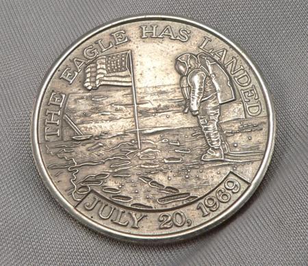apollo 11 nasa coin - photo #5
