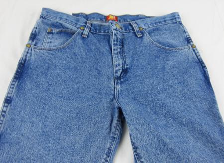 Men S Wrangler 2nds Cowboy Cut Slim Fit Performance Jeans