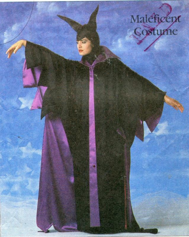 New Simplicity 8329 Maleficent Costume Pattern Snow White