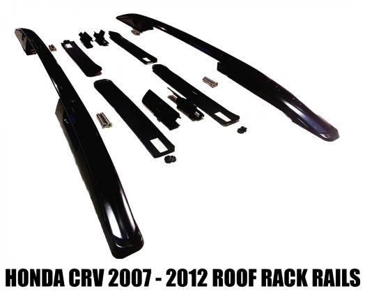 Honda Crv 2007 2012 Luxury Roof Rack Rails Bars Set