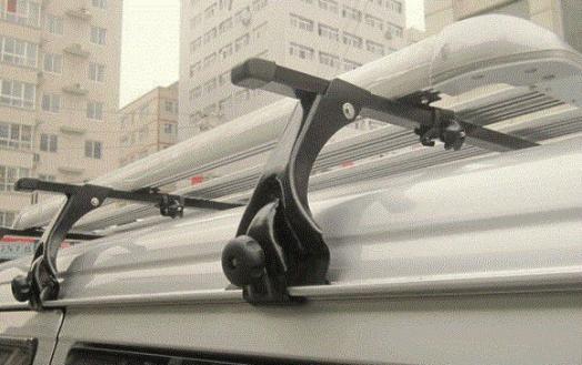Roof Bars With Rain Gutters Racks Rails Pajero Shogun