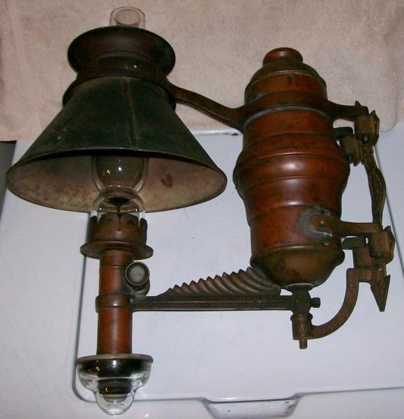 Dayton Adams Westlake Railroad Train Oil Lamp Lantern Acme Postal Mail Sorting Ebay