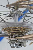 Huffy Aerowind Ladies Road Bicycle 18 bike USA Made Shimano Adamas AX