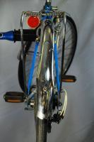 Huffy Regal Ladies Bicycle 1970s Shimano Twist Grip Lark W Blue Bike
