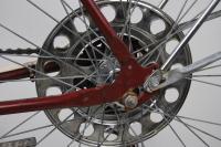 Huffy Regatta ladies 5 speed bicycle bike tourist 22 red USA