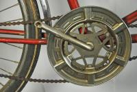 Daisy Mixte Tandem bicycle bike red Bendix red coaster brake