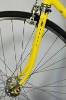 Vintage 1973 Schwinn Super Sport 22 road bike single speed conversion