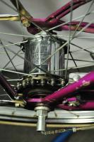 1964 Schwinn World Traveler womens bike sturmey archer bottle