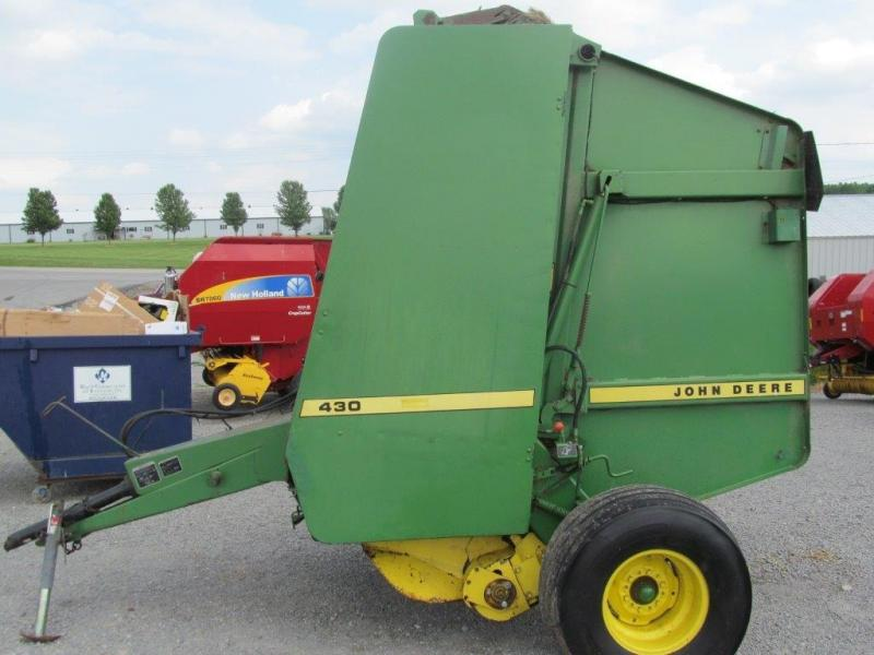 535 John Deere Baler Manual