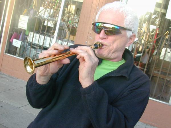 Piccolo Sax Supersopranino Saxophone
