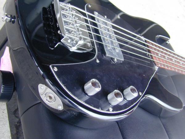 olp mm3 black flamed maple top 5 string bass. Black Bedroom Furniture Sets. Home Design Ideas