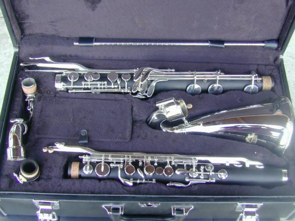 E Flat Clarinet Player Berkeley Excell...