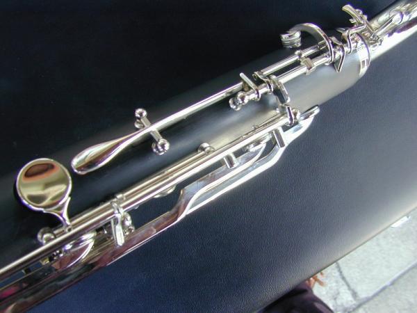 E Flat Clarinet Player Berkeley Excellen Bb B...