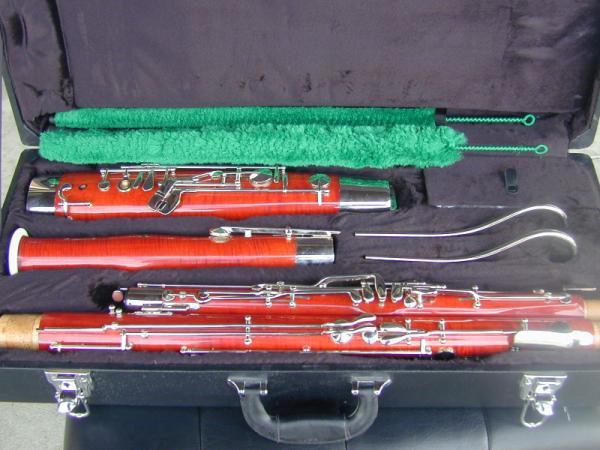 Berkeley Maple Bassoon 1st maker in China