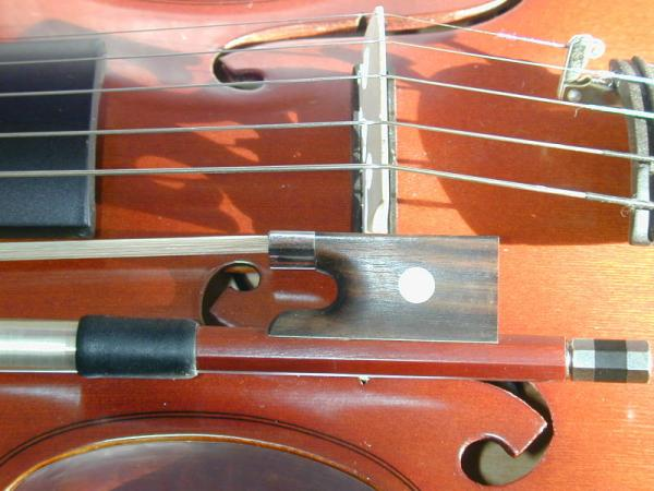 5 String Violin With Violin Bow