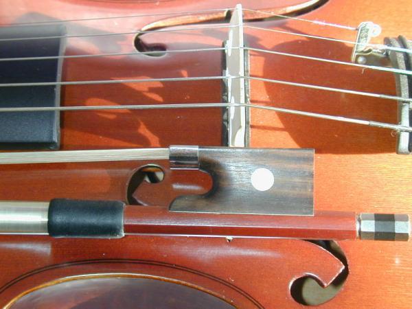 5 String Violin With Violin Bow