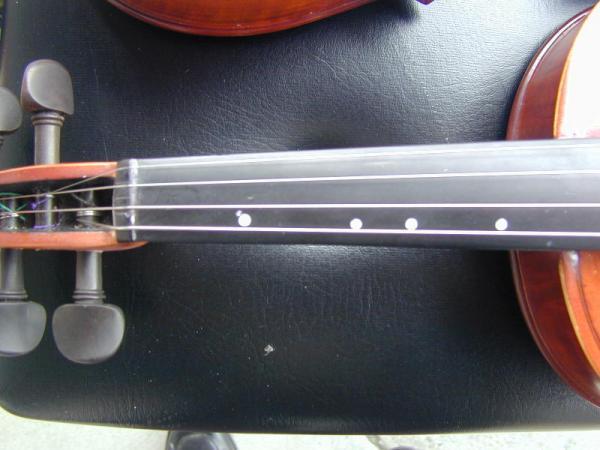 4 string violin