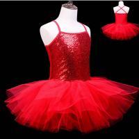 3-8Y Kids Girls Ballet Dance Tutu Dress Leotard Toddler Gym Costume Dancewear UK