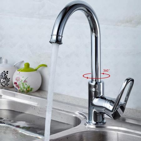 New Brass Kitchen Sinks Single The Hot Hold Water Taps