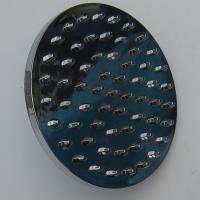 "Round Polished Bath Bathroom Bathhouse Top Shower Head Sprinkler for 4/"" 6/"" 8/"""