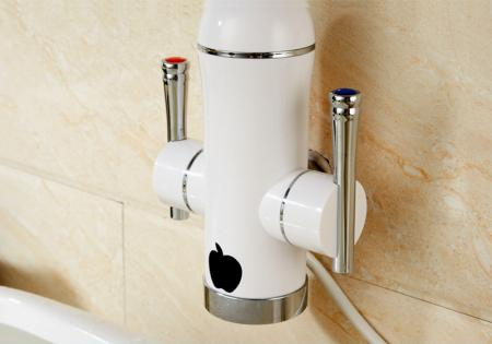 Led Display Fast Heating Electric Water Heater Instant Hot