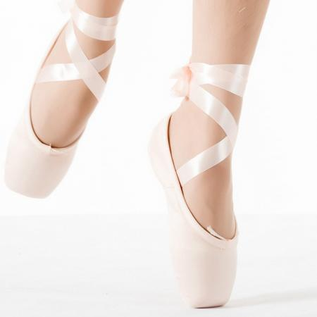 professional children s satin pointe shoes