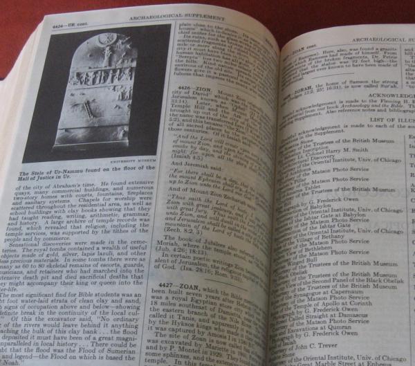 Bible Study Reference: Bible Thompson Chain Reference KJV King James 1964 HB