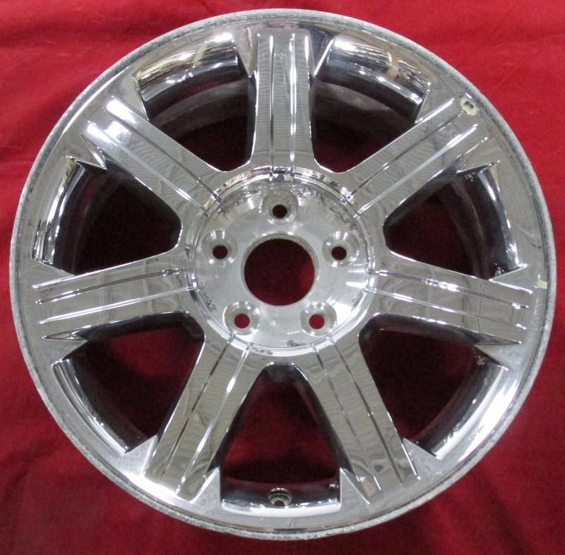 "Chrysler Pacifica Rims For Sale: 05 06 07 08 CHRYSLER PACIFICA 19"" CHROME CLAD WHEEL"