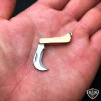 WORLD/'S SMALLEST WORKING POCKET KNIFE Tiny Miniature REAL mini NOT A TOY small