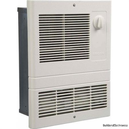 Broan Nutone 9815wh Electric Fan Forced Wall Heater 1500w