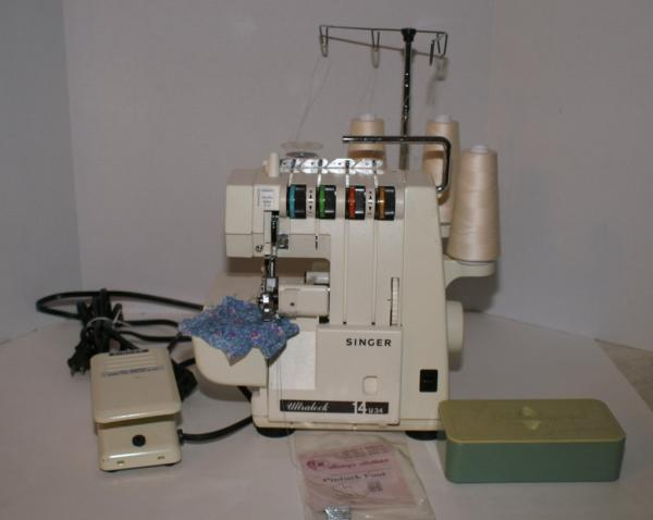 Singer Ultralock Serger 14U34B Sewing Machine
