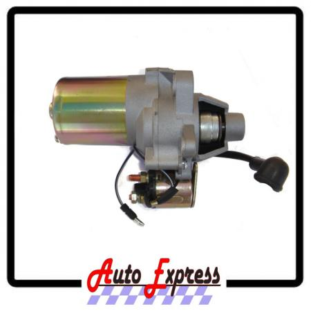 Honda Gx200 Electric Starter Motor W Recoil Ignition Coil