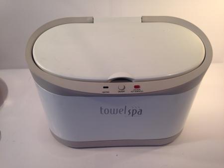 towel spa towel warmer instructions