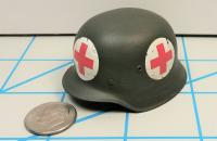 DID WWII German Medic Peter Red Cross Armband 1//6 Toys 3R Dragon bbi Soldier Dam