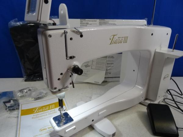 tiara quilting machine for sale