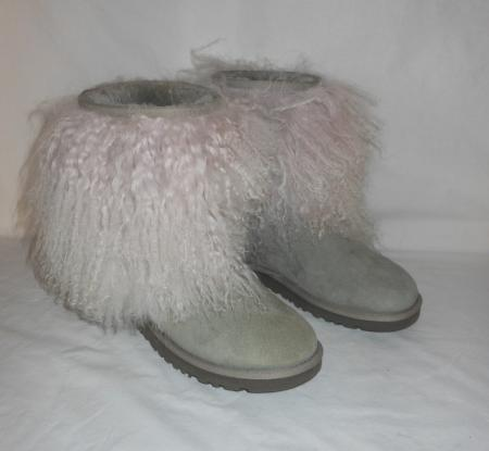 f03549e6950 Mongolian Sheepskin Cuff Uggs - cheap watches mgc-gas.com