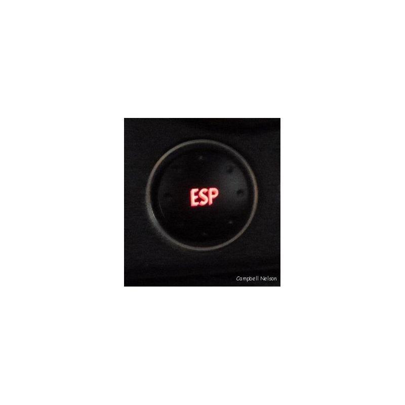 Audi TT ESP on Off Switch Button Control 00 06 8N0 927 134B