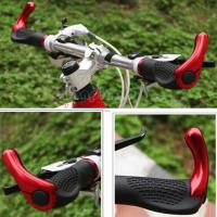 1 pair Cycling MTB Bike Bicycle Comfortable Handlebar Rubber Grips Lock On