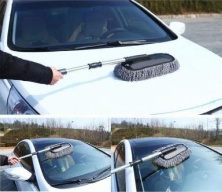useful car cleaning wash brush dusting tool large. Black Bedroom Furniture Sets. Home Design Ideas