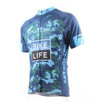 XINZECHEN Yellow Bike Short Sleeve Top Shirt Bicycle Cycling Jersey S-3XL CD1016