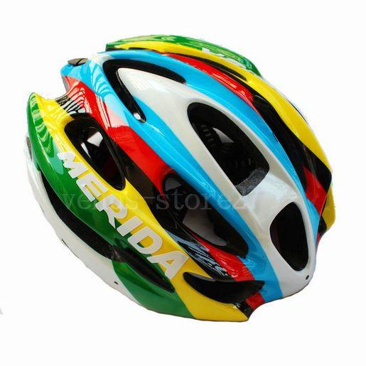 Colorful Cycling Bike Sports Safety Bicycle 15 Holes Adult Men Helmet