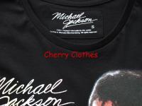 MICHAEL JACKSON THRILLER KING OF POP T SHIRT S SMALL