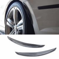 "Pair 13/"" Carbon Wrap Wide Body Fender Flares Lip For Mazda Subaru Wheel Wall"