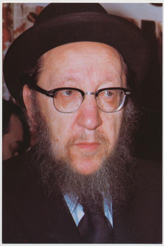 Rabbi Raphael Baruch Sorotzkin